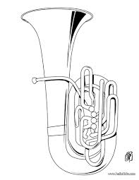 musical instrument coloring sheets free coloring pages kid