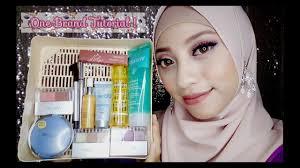 Satu Set Alat Make Up Wardah one brand makeup tutorial wardah