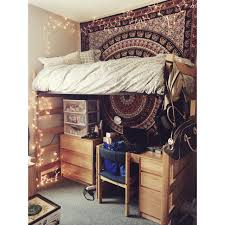 College Home Decor This Is All I Want In A Dorm Light Bedding Tapestry Christmas