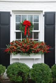 Window Christmas Decorations by 1227 Best Christmas Decorating Ideas Images On Pinterest