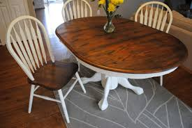 Shabby Chic Dining Table Sets 38 Diy Dining Room Tables Page 4 Of 4 Diy Joy
