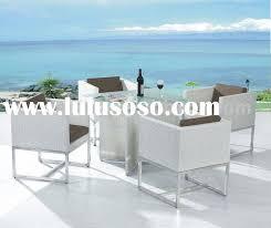patio furniture white home design ideas