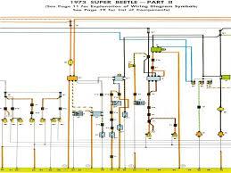 1973 vw bug wiring diagram wiring diagram simonand
