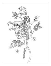 1769 u0026 fairy coloring pages images