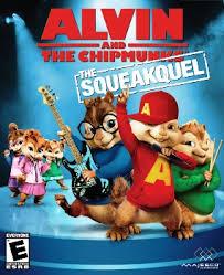 alvin chipmunks squeakquel
