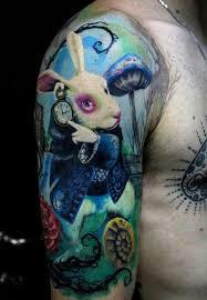 30 rabbit tattoos tattoofanblog