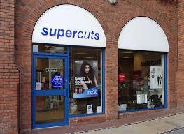 supercuts the lanes shopping centre