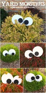 Fall Garden Decorating Ideas Yard Monsters Best Decorations Ideas On Pinterest Diy Decor