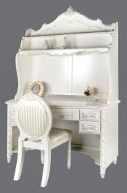 White Desk With Hutch by Buy Furniture Of America Cm7226dk Hc Victoria Desk With Hutch