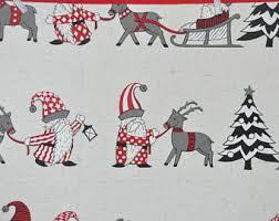 Christmas Kitchen Curtain by Christmas Valance Etsy