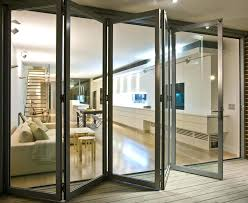 Interior Folding Glass Doors Collapsible Glass Doors Exterior Folding Sliding Doors Images Of