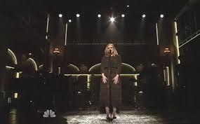 Saturday Night Live Thanksgiving Dinner Adele Performs On Saturday Night Live And Has The Audience In