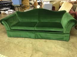 Camelback Sofa Slipcover by Blog Rose City Upholstery