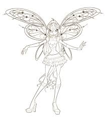 angel coloring pages to print free printable valentine coloring pages winx club coloring pages