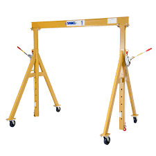 a series gantry cranes spanco