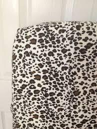 Custom Crib Mattress Leopard Print Custom Crib Mattress Cover On Etsy 30 00 Babies