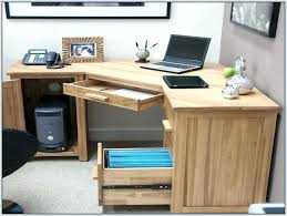 Oak Effect Computer Desk Hideaway Computer Desk Hideaway Computer Desk Cabinet Natures