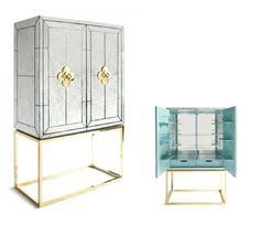 Jonathan Adler Bar Cabinet Tables All