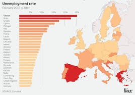 Greece Turkey Map by Greece U0027s Debt Crisis Explained In Charts And Maps Vox