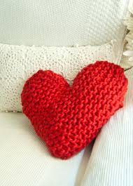 happy cushion cushion tricot and crochet