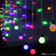 Cheap Christmas Lights Led Light For Decoration With Aliexpress Com Buy 6m 256 Bulbs