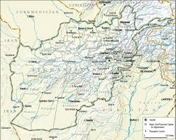 Eastern Washington University Map by Afghanistan Topographical Map Institute For The Study Of War