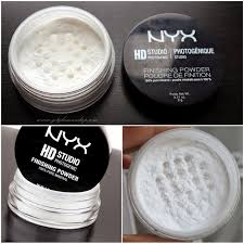 Bedak Nyx nacc made shop nyx hd studio finishing powder