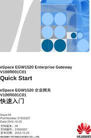 si鑒e espace 4 huawei technologies egw1520a espace egw1520 user manual