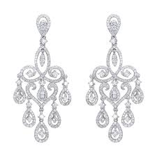 Chandelier Earings How To Wear Your Chandelier Earrings Styleskier
