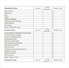 Budget Calculator Spreadsheet by 14 Budget Spreadsheet Templates Free Sle Exle Format