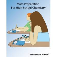 book math prep for high chemistry science first