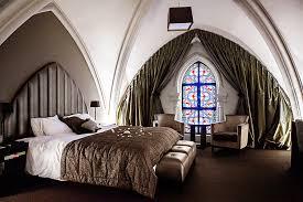 martin sur la chambre dormir dans une église l hôtel martin s patershof à malines