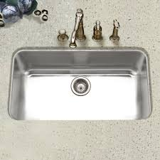 Kitchen Sink Restaurant Stl houzer stl 3600 eston series undermount single bowl kitchen sink t