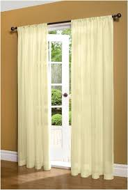 amazon com thermasheer weathershield insulated sheer panel 84 by