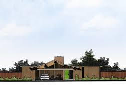 Joseph Eichler Floor Plans by Modern Style House Plan 4 Beds 2 00 Baths 2364 Sq Ft Plan 470 7