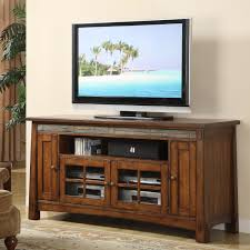 riverside craftsman home 60 in tv console tall 60 70 in