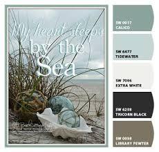 coastal color pallet