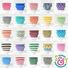 Sweet Treat Cups Wholesale Best Greaseproof Cupcake Liners And Baking Cups