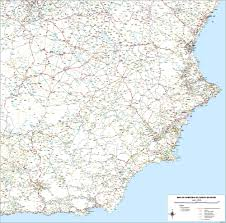Puerto Rico Road Map by Vectorized Maps Digital Maps Increase Search Engine Traffic