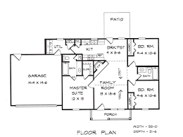 gannon house plans floor plans blueprints architectural drawings