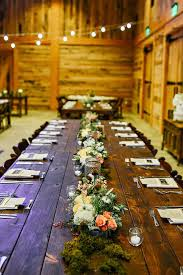 Table Decor For Weddings 40 Stunning Woodland Forest Wedding Reception Ideas