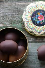 chocolate covered eggs 3 ingredient chocolate covered peanut butter eggs reese s peanut