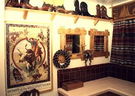 cowboy bedroom extraordinary cowboy bathroom decor ideas for western bathrooms