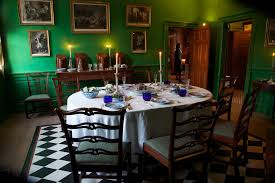room by room george washington s mount vernon the washingtons renovate their dining room