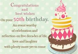 50th birthday wishes quotes u0026 messages birthdaywishings com