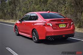 subaru wrx spoiler top 10 reasons to buy a 2016 subaru wrx video performancedrive