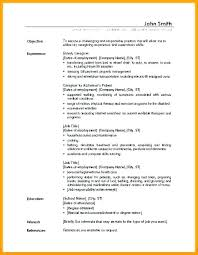 profile resume exles exles of profiles for resumes resume statement exles doc