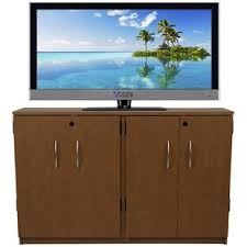 Multimedia Storage Cabinet With Doors Media Cabinets You Ll Wayfair