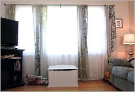 Window Treatments For Triple Windows White Triple Single Hung Window