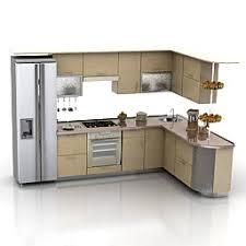 model kitchen kitchen furniture 3d models kitchen n240311 3d model 3ds for